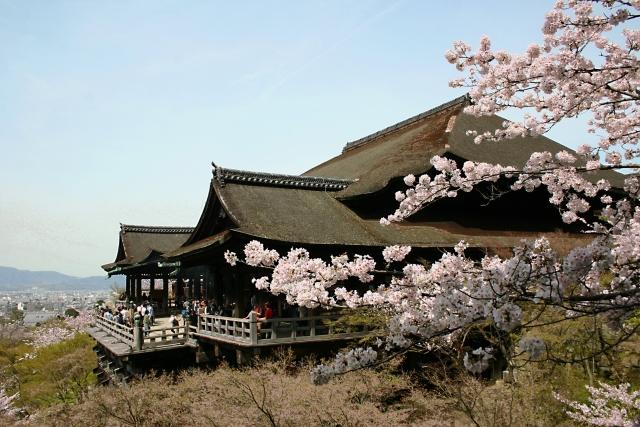 東福寺から清水寺